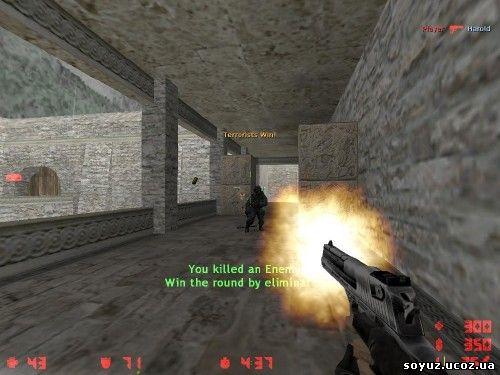 Скачать CS 1.6, скачать Counter-Strike 1.6 бесплатно и быстр